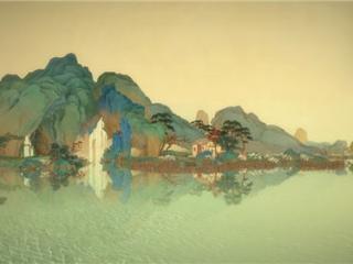 青绿山水知多少 《绘真·妙笔千山》色彩揭秘