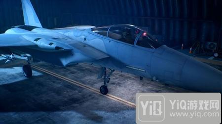 《皇牌空战7》新视频 知名战机F-15C亮相3