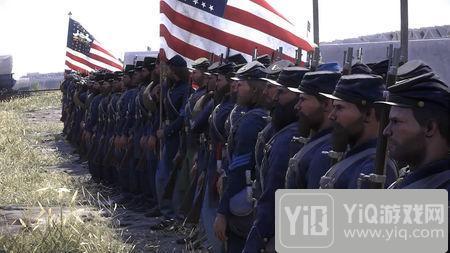 《民权战争》发售预告 开启抢先体验4