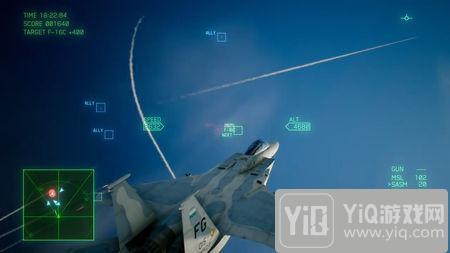 《皇牌空战7》新视频 知名战机F-15C亮相6