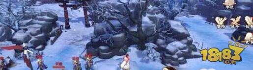 侍魂胧月传说中央石台在哪里 商队探子进行寻路2