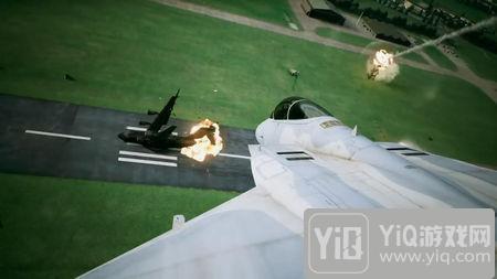 《皇牌空战7》新视频 知名战机F-15C亮相5