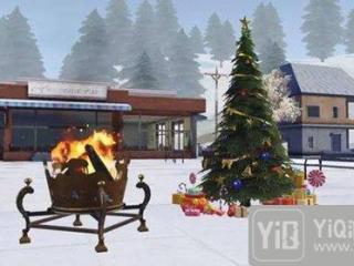荒野行动12月11日维护公告 圣诞雪战玩法来袭