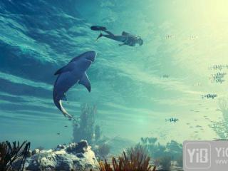 ARPG新作《食人鲨》将成为Epic游戏商城首款独占游戏