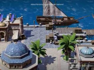 LINE Games公开《大航海时代:起源》等10款新作