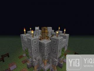 我的世界生存模式碉堡制作方法介绍 碉堡怎么制作