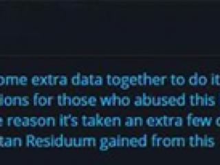 《魔兽世界》8.1版本出现重大Bug 滥用者将被封号