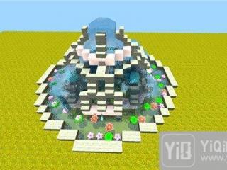 迷你世界喷泉怎么建造 喷泉建造教程攻略