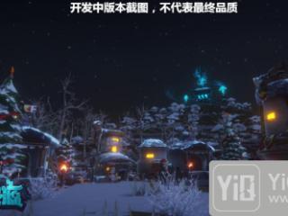 最美圣诞夜 《我的起源》手游最新圣诞专属视频曝光