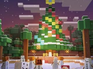 圣诞老人来啦!《我的世界》双旦更新看这里