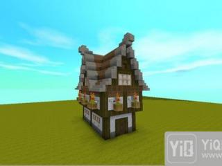 迷你世界中世纪建筑教程 中世纪风格小屋怎么建