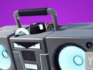 堡垒之夜扬声器有什么用 扬声器作用及使用方法详解
