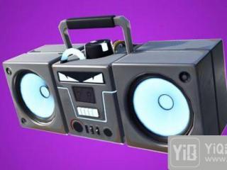 堡垒之夜新道具扬声器介绍 扬声器玩法与使用技巧介绍