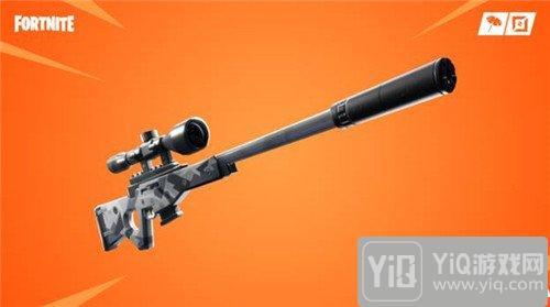 堡垒之夜手游7.10内容更新 消音狙击步枪上线1