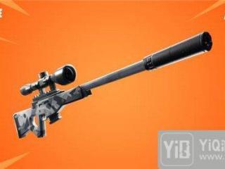 堡垒之夜手游7.10内容更新 消音狙击步枪上线