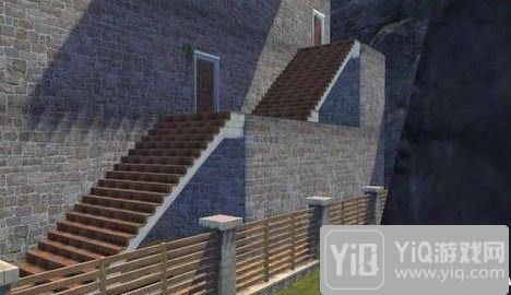 明日之后5级庄园设计图 欧式城堡风格建筑2