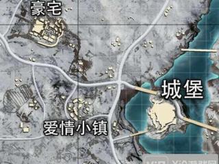 绝地求生刺激战场雪地地图上分技巧 雪地地图如何上分
