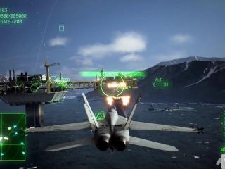 《皇牌空战7》公开精彩售前宣传片与最新中文宣传影像