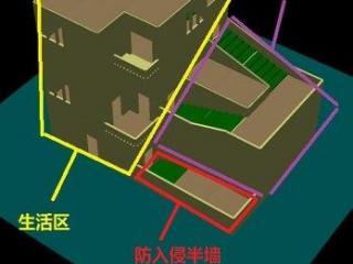 明日之后矮脚楼怎么建 矮脚楼建造图纸详解
