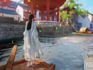 江湖有你 《楚留香》一周年庆多重福利活动全面开启