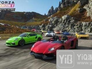 《极限竞速:地平线4》玩家数量突破700万!
