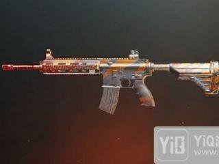 絕地求生刺激戰場自動槍械排行