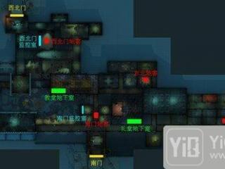 第五人格瘋人院地下室在哪 瘋人院地圖地下室位置介紹