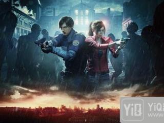 《生化危机2:重制版》Steam预载开启 游戏容量22G