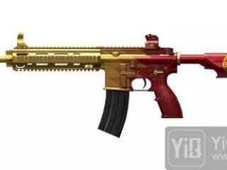 絕地求生刺激戰場M416新春賜吉皮膚一覽