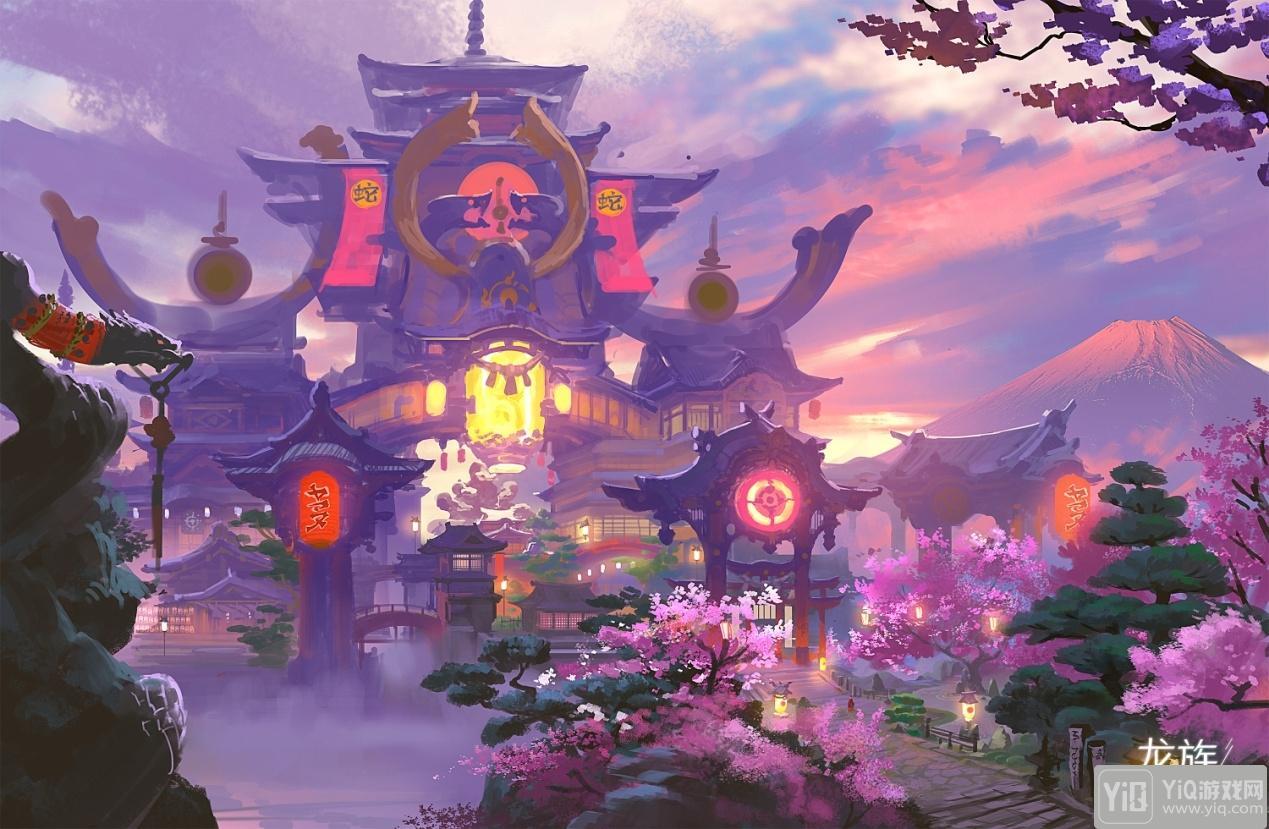 《龙族幻想》手游新一轮测试即将来袭 蛇岐八家打造过程曝光9