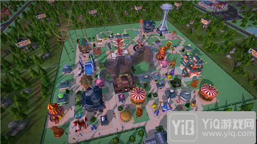 《过山车大亨》:开启创造属于自己的过山车乐园吧!4