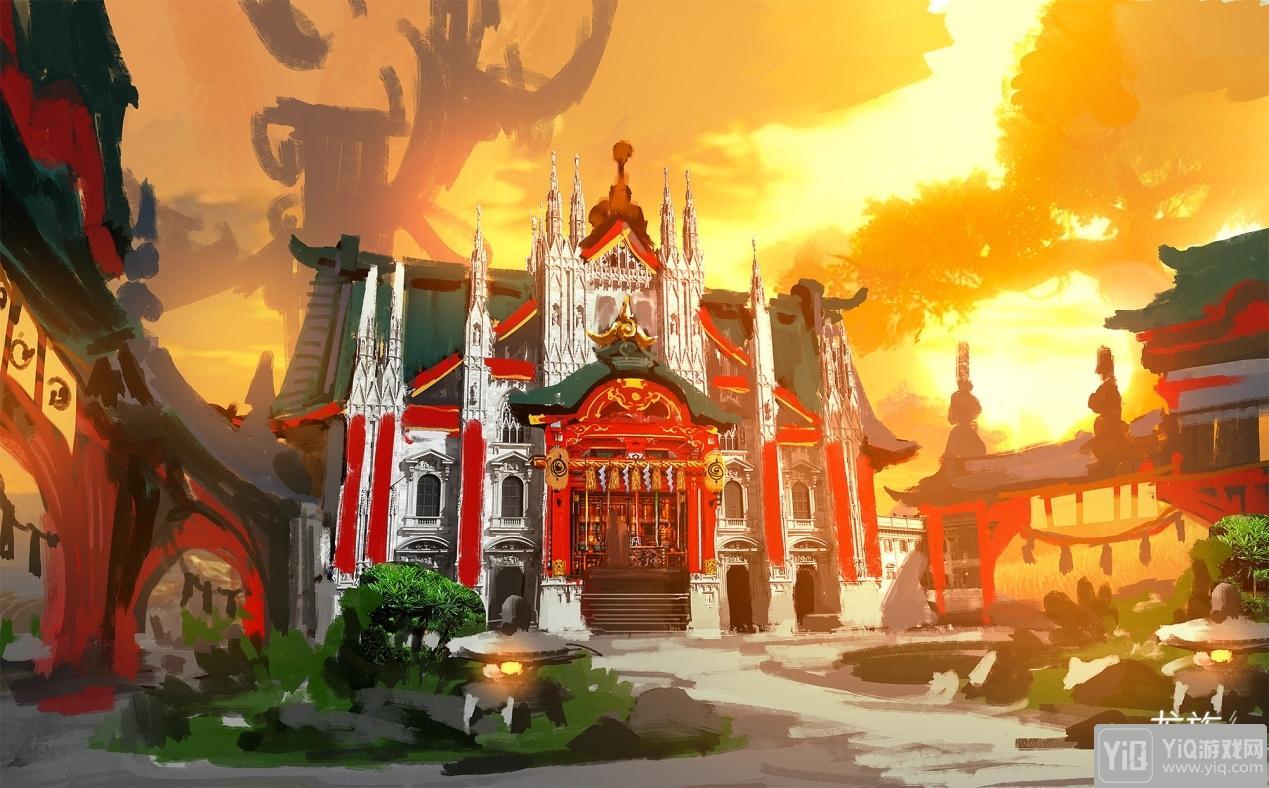 《龙族幻想》手游新一轮测试即将来袭 蛇岐八家打造过程曝光5