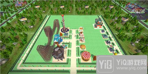 《过山车大亨》:开启创造属于自己的过山车乐园吧!5
