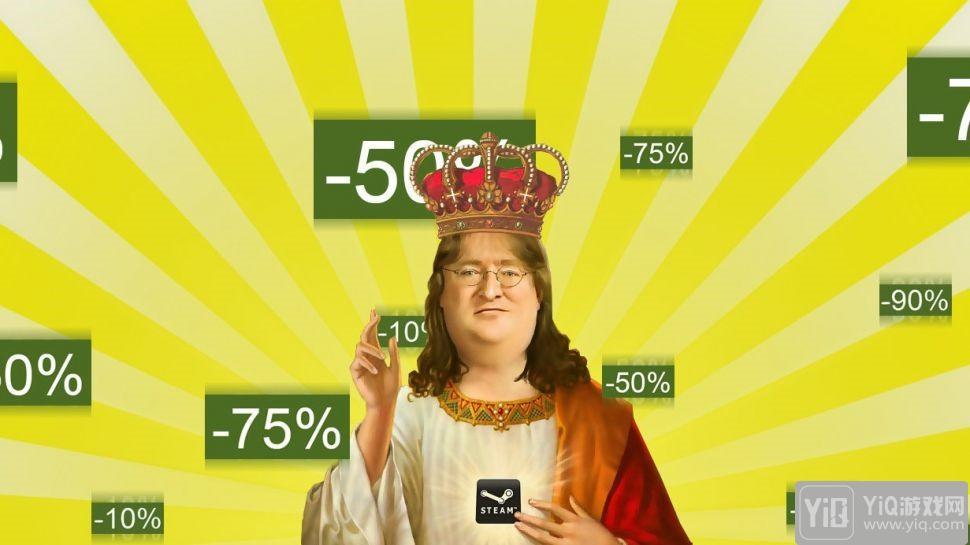 Steam春节特卖将至 最低一折2月5日等你来剁手3