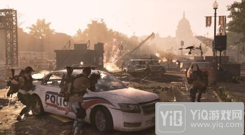 《全境封锁2》或将在发售前举行公开测试!2