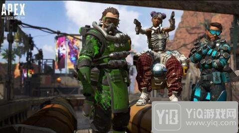 吃雞速遞:EA免費吃雞游戲《Apex英雄》躥紅全球,千萬玩家涌入!3