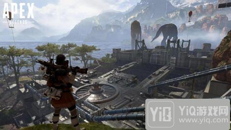 吃雞速遞:EA免費吃雞游戲《Apex英雄》躥紅全球,千萬玩家涌入!2