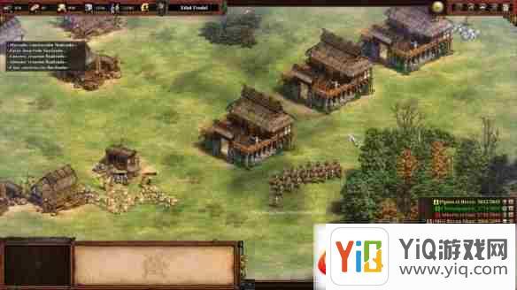 帝国时代2:决定版20分钟实机演示 重置超清画面!6