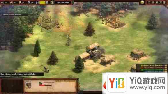 帝国时代2:决定版20分钟实机演示 重置超清画面!2