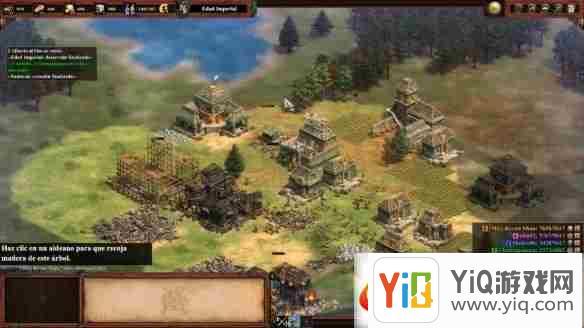 帝国时代2:决定版20分钟实机演示 重置超清画面!8