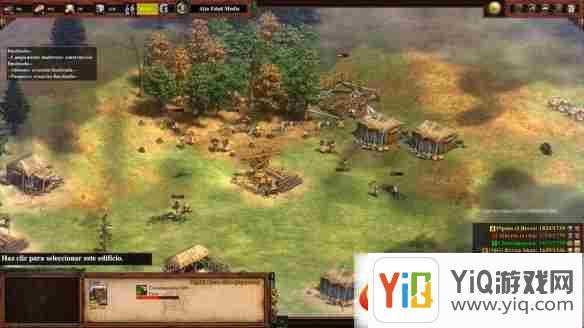 帝国时代2:决定版20分钟实机演示 重置超清画面!4