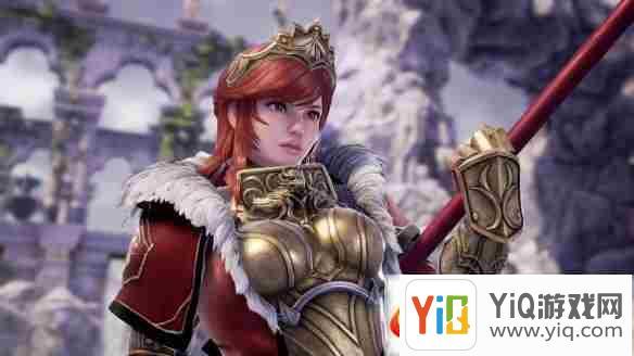 重装女战士希尔德灵魂能力6新DLC角色全新截图