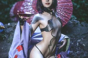 Fate/GrandOrder酒呑童子美胸火辣