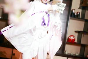 东京巴比伦皇昴流阴阳师式服长相可爱