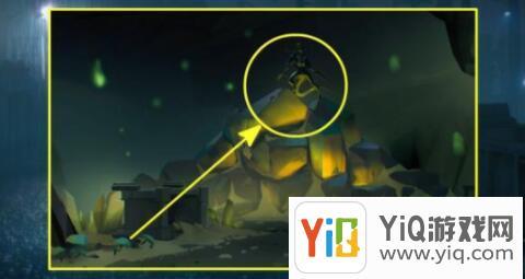第五人格閃金洞窟地圖隱藏彩蛋在哪